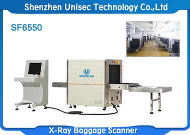 China X Ray-Sicherheits-Scanner/Paket-Scanner-Maschine SF 6550 für logistisches fournisseur